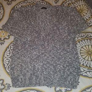 Chunky wool sweater